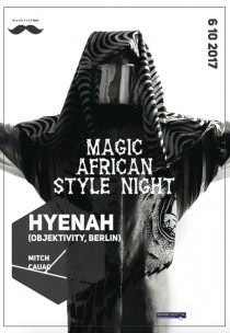 Hyenah/Objectivity, Berlin