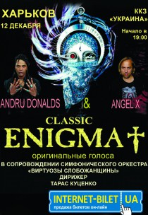 CLASSIC ENIGMA ORIGINAL VOICES