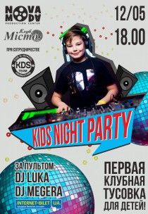 Kids night party