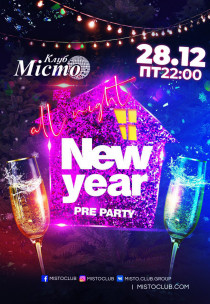 New Year Pre Party
