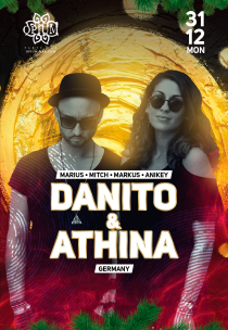 NEW YEAR PARTY 2019 :: Danito & Athina