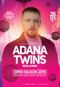 Open Season 2019 & Adana Twins