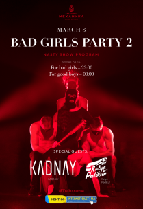 Bad Girls Party 2 x KADNAY