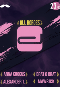 "Part Bar Dom ""All Heroes"""