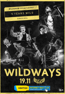 WILDWAYS – 5 YEARS WILD!