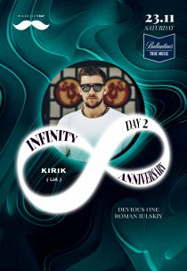 "Anniversary ""Infinity"" 8 Years Day 2: KiRiK"