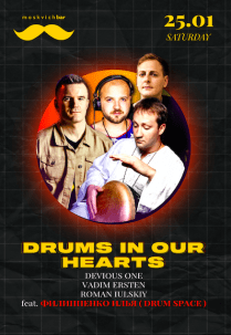 Drums in our hearts