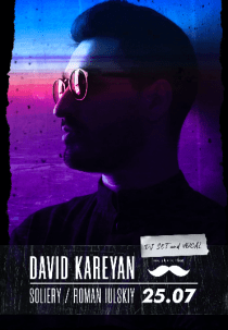 David Kareyan dj set & vocal
